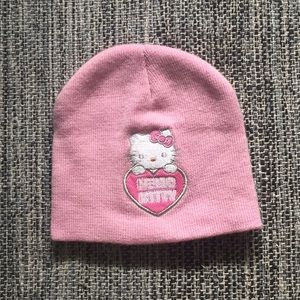 Adorable Hello Kitty beanie 💖